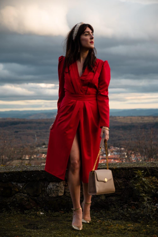 Coudre la robe Victoria de Atelier 8 Avril