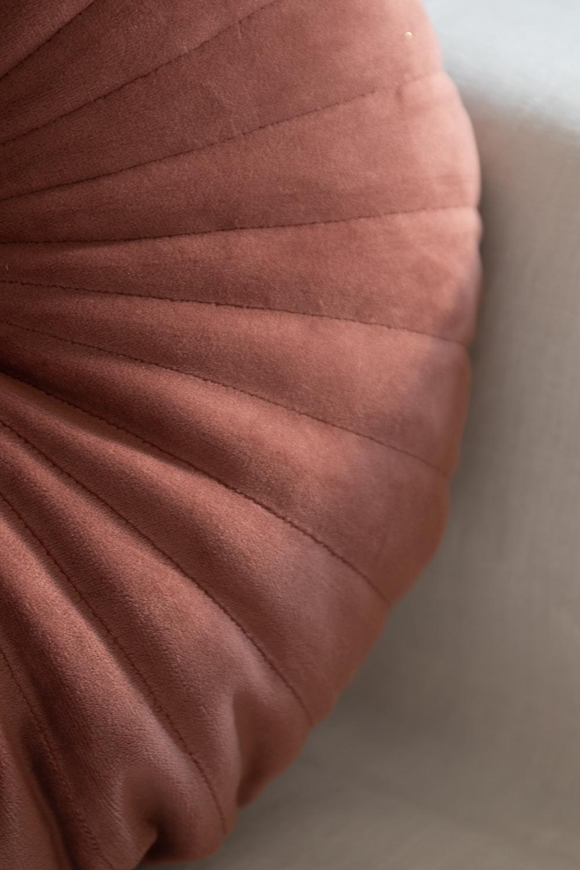 DIY : coudre un coussin rond matelassé