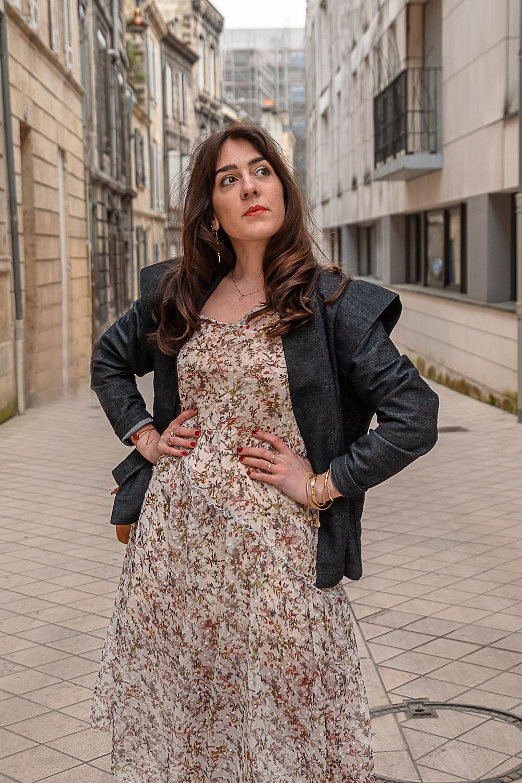Coudre la robe Jumana de Couturette