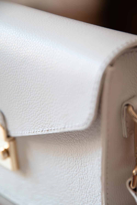 J'ai cousu mon premier sac en cuir Bags & Pieces