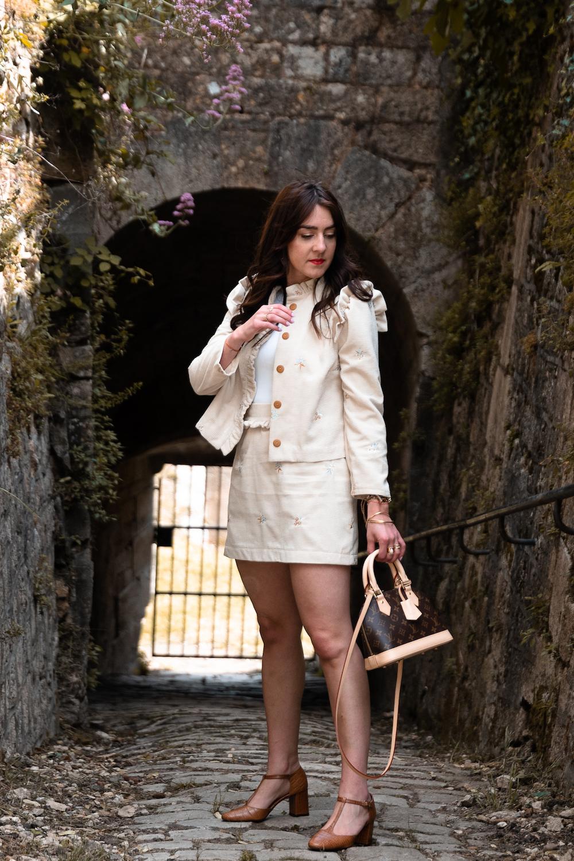Veste Dahlia et jupe Hortense – Je couds ma garde-robe bohème chic