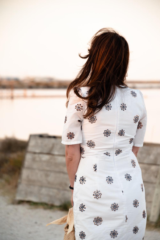 Coudre la robe Cadix de Bélène Paris