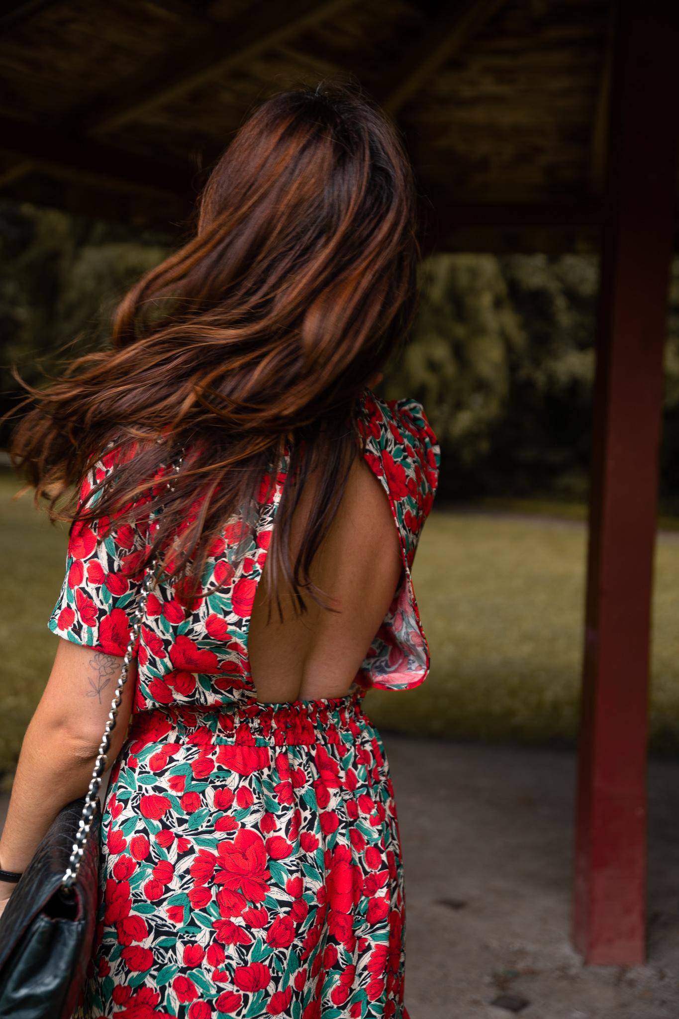 Coudre la robe Enola de Clématisse Patterns