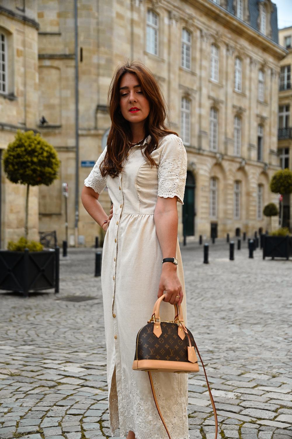 Robe Jolène de Ready to Sew