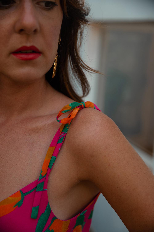 Coudre la robe Aldabra d'Atelier 8 Avril