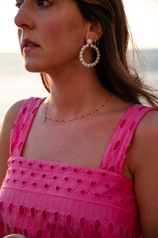 Coudre la robe Mahé d'Atelier 8 Avril