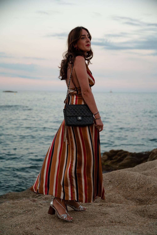 Coudre la robe Phoebe de Makerist